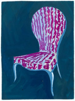 Study of a Chair