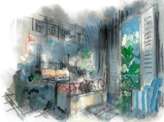 Matisse's Bedroom