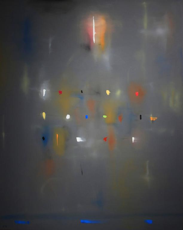 Curtis ripley nightfall 2 painting at 1stdibs for Hendrickson s fine jewelry