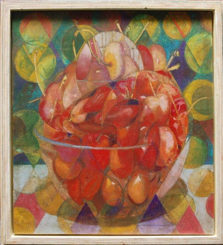Mikel Alatza Still-Life Painting - Fruit Bowl #1