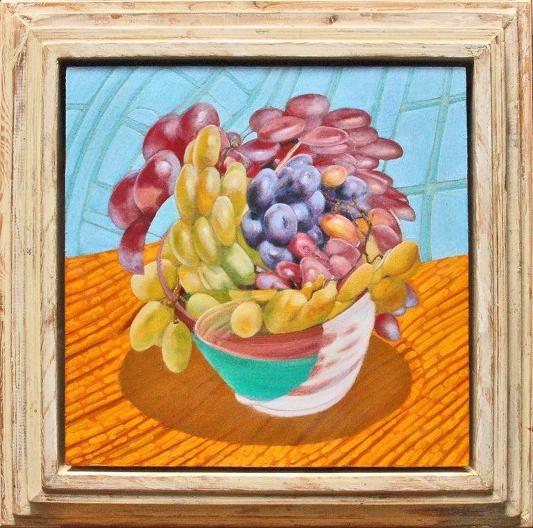 Mikel Alatza Still-Life Painting - Fruit Bowl #3
