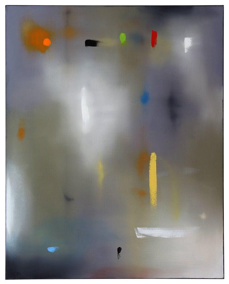 Curtis Ripley Abstract Painting - Sonata #6