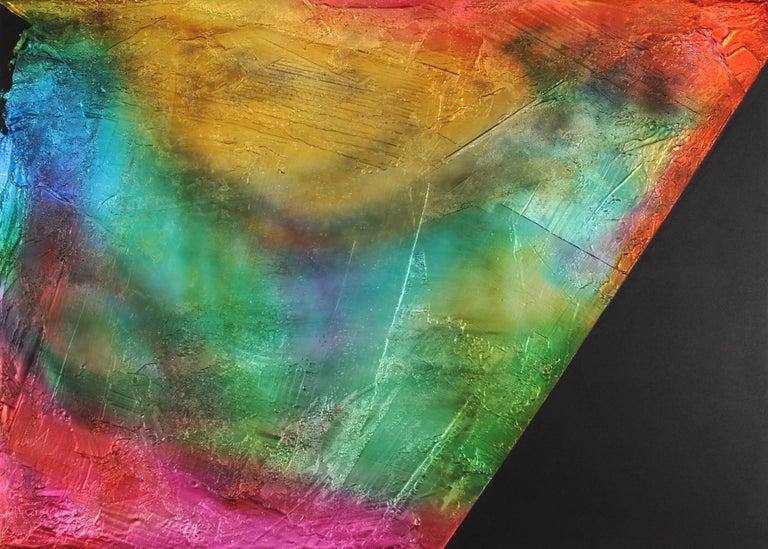 Jimi Gleason Pali Gap Painting For Sale At 1stdibs
