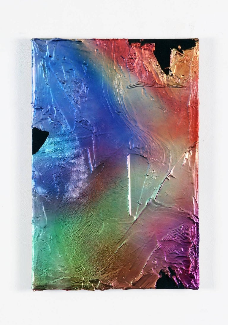 Rainbow Bridge - Painting by Jimi Gleason