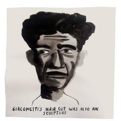 Art History in 100 Drawings: Giacometti