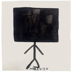 Art History in 100 Drawings: Malevich
