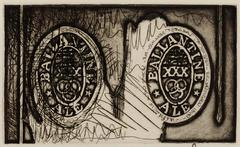 Ale Cans, 1st Etchings, 2nd State