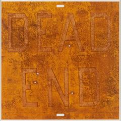 Dead End 2, from Rusty Signs, 2014