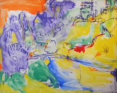Hans Hofmann - Landscape