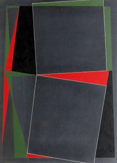 Blackmayne: Reciprocal Forms with red and green, No.2