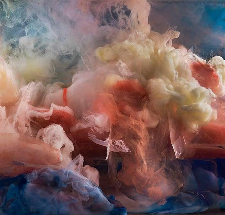 Kim Keever Abstract Photograph - Abstract 33605b