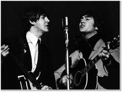 Paul Mc Cartney and John Lennon