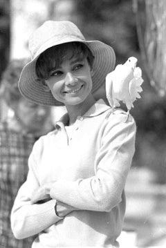 Audrey Hepburn, Saint Tropez
