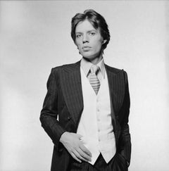 Mick Jagger, London