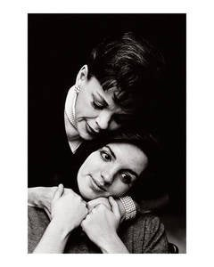 Judy Garland and Liza Minelli, London
