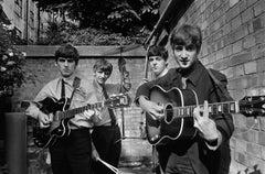 The Beatles Backyard, London