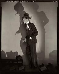 Edward Steichen - Fred Astaire in Top Hat, NY