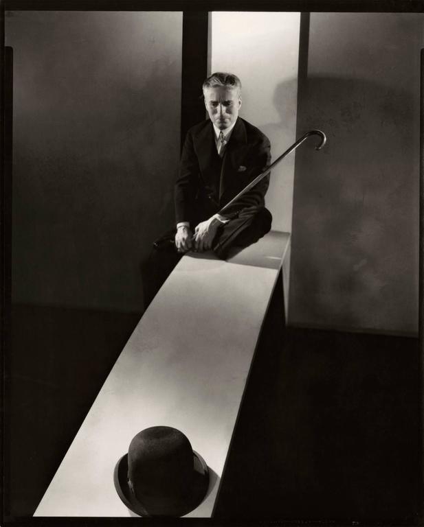 8757f43b6ff22 Edward Steichen. Charlie Chaplin ...