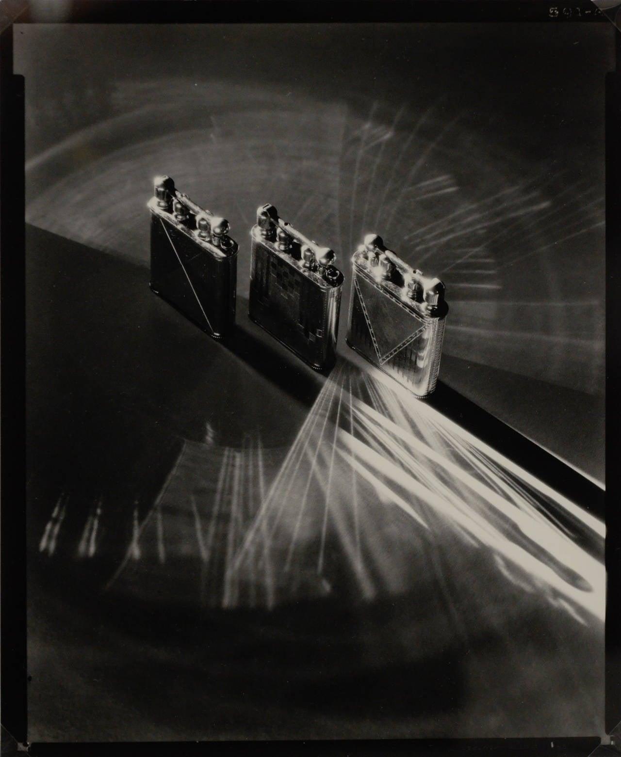 9d10e03485c86 Edward Steichen - Douglass Lighters