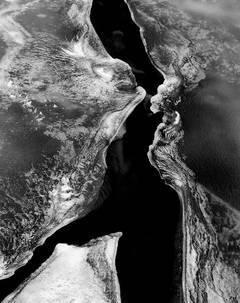 Ice, Oneonta Creek, Oregon