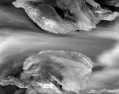 Ice, Bridal Veil Creek, Oregon