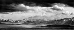 Mono Lake and the Sierra