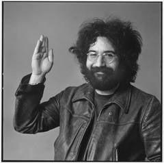Jerry Garcia, Waving