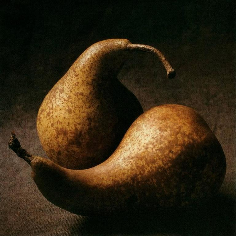 Cy DeCosse Color Photograph - Pear Triptych II