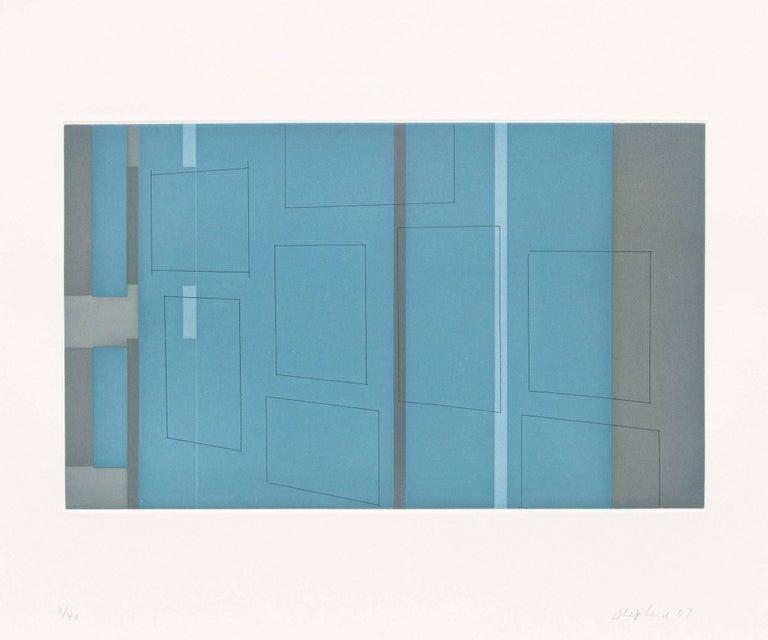 Kate Shepherd Abstract Print - Kierkegaard