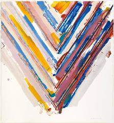 Kenneth Noland - Days and Nights