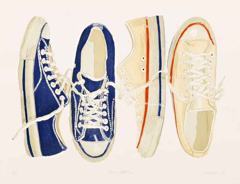 Two Pair (Double Sneakers)