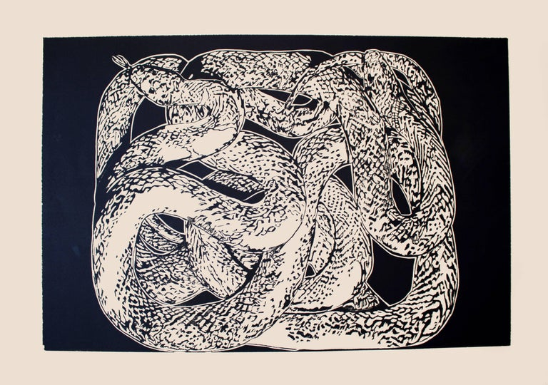 Thais Mather - Total Other (Snake) 1