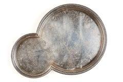 Jaydan Moore, SpecimJaydan MooreSpecimen #19, 2018 Found Silver-Plated Platter