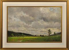 Thomas William Hammond - The sandstone hills of Nottingham