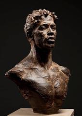 Carlos Acosta Bust, Life Size