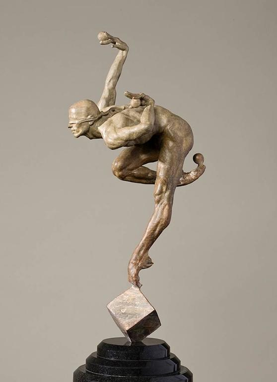 Richard Macdonald Blind Faith Atelier Sculpture For