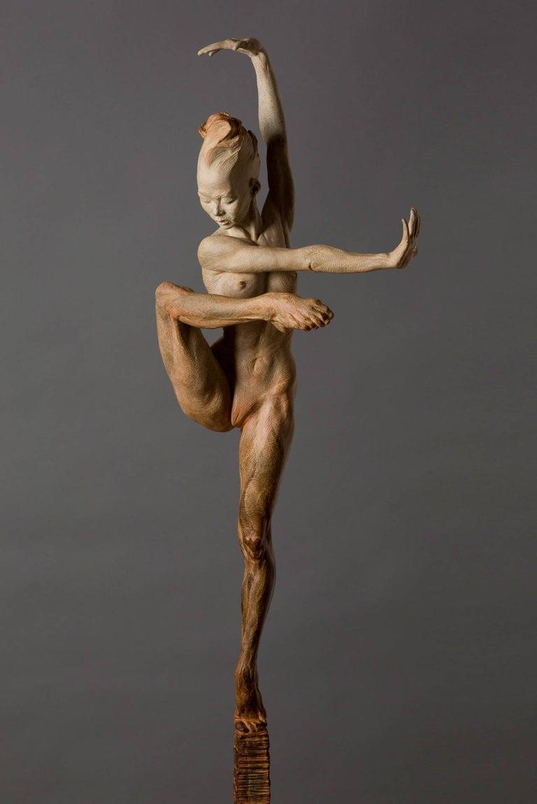 Richard MacDonald Figurative Sculpture - Clarity