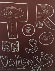 Toros en Vallauris