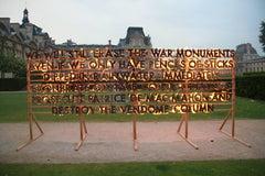 Louvre Fire Poem