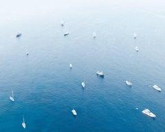 Yachts Cool Morning Light, Capri (Tirreno Series)