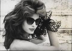 Joan Severance in Valentino by Arthur Elgort