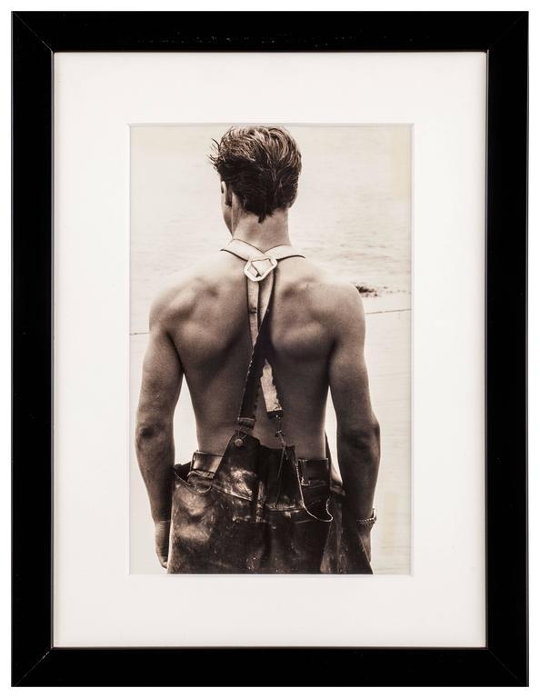 Bruce Weber - Jon Clammer Martha's Vineyard Summer 1981 Bruce Weber 1