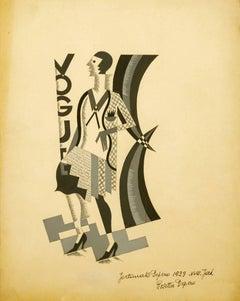Vogue 1930 Depero