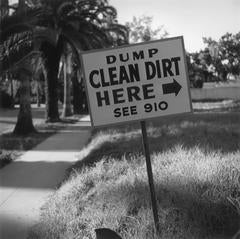 Signed Clean Dirt