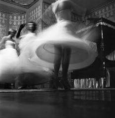 """Pavillion Blur"" by Thurston Hopkins, Signed Silver Gelatin Print, 20x24"""