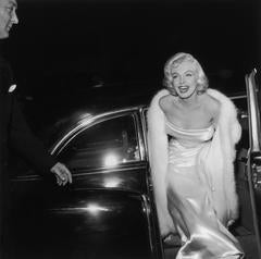 Murray Garrett - Signed Marilyn Monroe by Murray Garrett