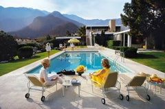 """""""Poolside Glamour"""" By Slim Aarons, Estate Stamped & Limited, Multiple Sizes"""