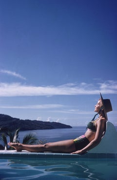 """""""Between Sea and Sky"""" By Slim Aarons, Estate Stamped & Limited, Multiple Sizes"""