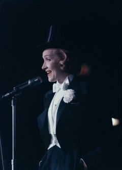 Top-Hatted Chanteuse (Estate Stamped Limited Edition) 16x20