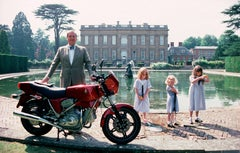 Motorcycling Lord (Estate Stamped Limited Edition) 30x40